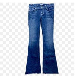 EUC Rock & Republic Roth Flare Jeans Sz 25
